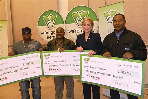 Lottery Millions For Lucky Winners In Maine And Virginia