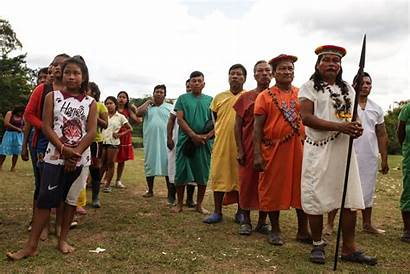 Ecuador Indigenous Covid Peoples