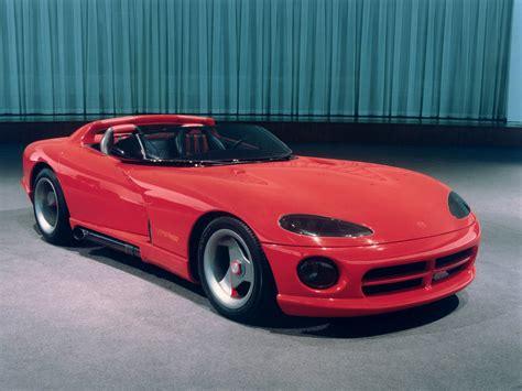Dodge Car : Dodge Viper Rt/10 Concept (1989)