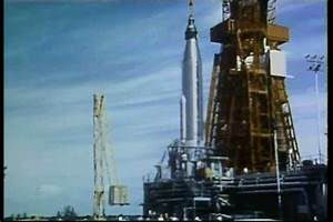 CIRCA 1950s - America Launches Its First Satellite In 1958 ...