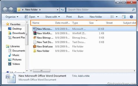 Everything Windows How To Display Additional Details For