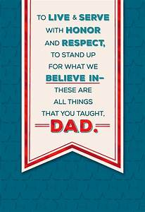 How To Create A Business Card Dad You 39 Re An Inspiration Father 39 S Day Card Greeting