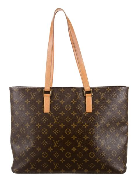 louis vuitton monogram luco tote handbags lou