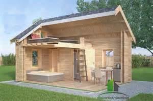 chalet de jardin avec mezzanine meilleures id 233 es cr 233 atives pour la conception de la maison