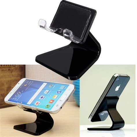 iphone 6 desk stand car desk mount holder cradle stand desktop for ipad air