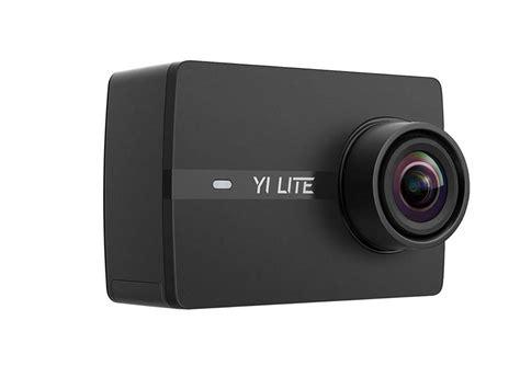 Yi Technology Released Yi Lite (eis, Screen, 16mp, 4k/15