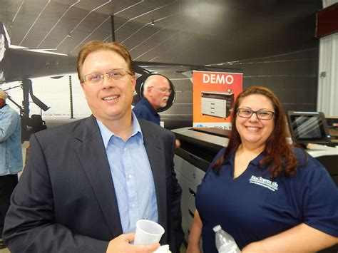 hackworth graphics printing  technology open house