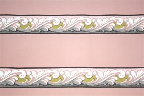 Wallpaper Border by Vintage Wallpaper Border Designs Gallery
