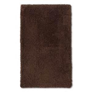 fieldcrest 174 luxury bath rug morel brown 20x34 quot target