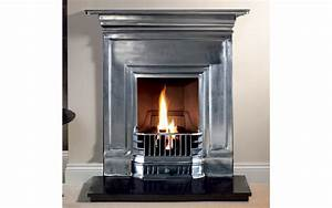 Oakley Combination Cast Iron Fireplace  U2013 Ideal Fireplaces