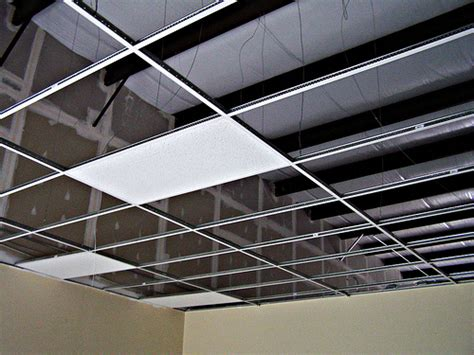 how you can install a suspended ceiling homes
