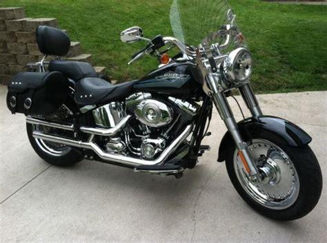 Harley Davidson Fatboy Chopper