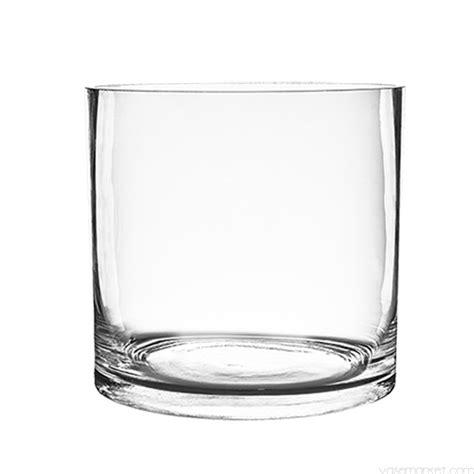 Cylinder Vases by 12 X 12 Inch Large Glass Cylinder Vase