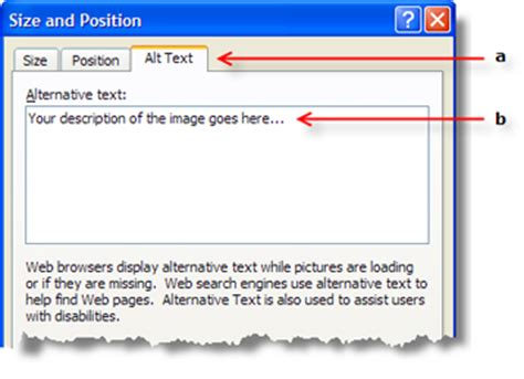 Alt Text For Images Adding Alt Text To Images In Microsoft Powerpoint The