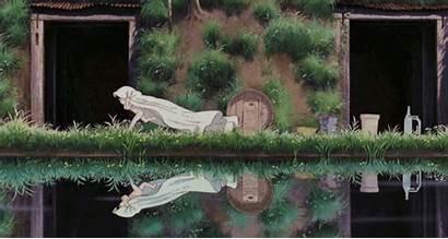 Studio Ghibli Grave Fireflies Gifs Movies Birthday