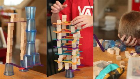 bauen mit kindern deko ideen bauen mit kindern konstruktive spiele f 252 r
