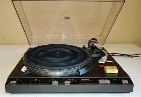 Technics Sl-3310 Direct Drive Plattenspieler