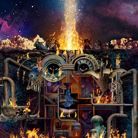 listen flying lotus flamagra album stream