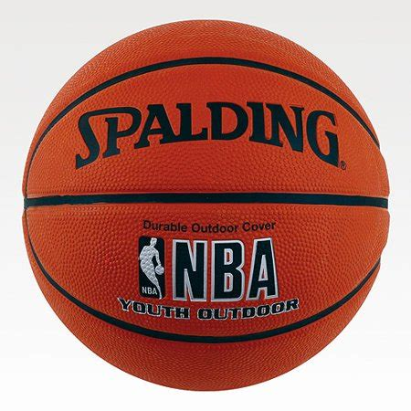 spalding official nba youth outdoor basketball