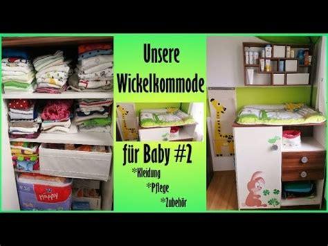 Unsere Wickelkommode  Pflege, Kleidung, Zubehör  Baby #2
