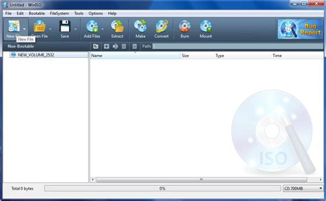 Iso Image Iso Creator How Do I Create An Iso Image File With Winiso