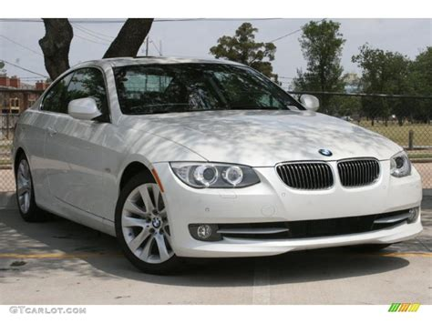 2011 Bmw 328i Coupe by 2011 Mineral White Metallic Bmw 3 Series 328i Coupe