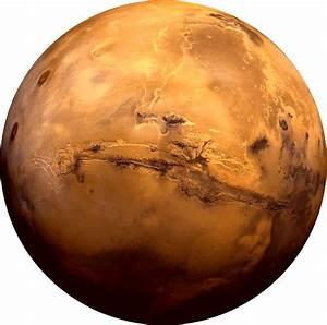 Clipart - Mars