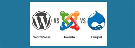 What Makes Wordpress A Better Cms Than Drupal And Joomla