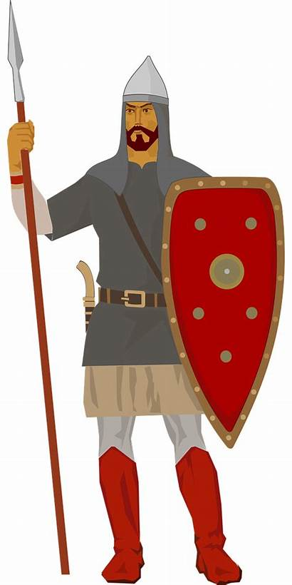 Medieval Soldier Clipart Middle Ages Knight Lord