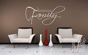 items similar to start and end with family vinyl wall With family wall decal