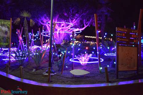 la zoo lights 2015