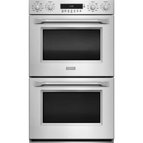 zetphss ge monogram  professional electronic convection double wall oven