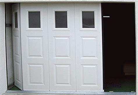 prix porte de garage pvc coulissante bois eco concept fr