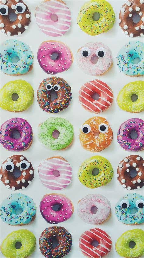 Download and use 10,000+ mobile wallpaper stock photos for free. Donuts Wallpapers - Wallpaper Cave