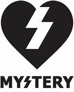 mystery skate logo | fearless skateshop