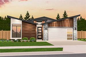 Exclusive, Contemporary, House, Plan, -, 85232ms