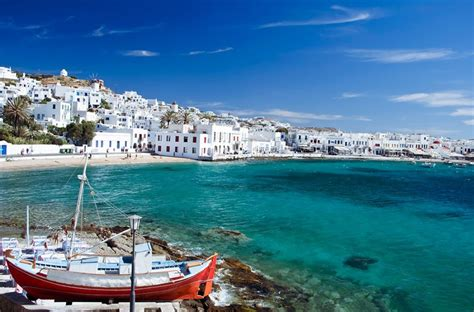 Mykonos Island Greece Affluent Blacks Of Dallas