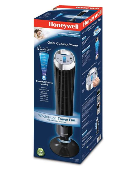 tower fans on sale honeywell hy 108 honeywell quietset whole room tower