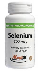 Selenium, Vegan, Vegetarian - Merit Pharmaceuticals Selenium