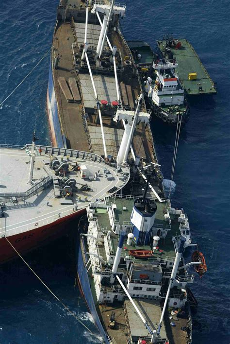 Ship Collision by 2003 Nightmare T Boned