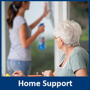 home support services at home health care services for seniors