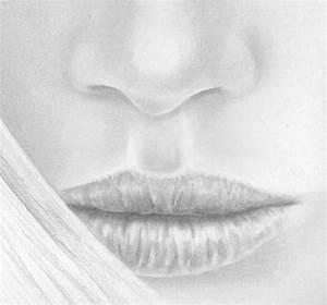 Lippen zeichnen frau