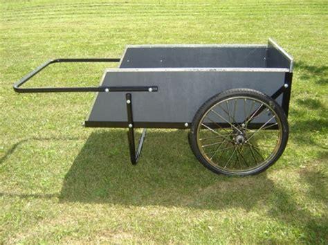 2 wheel garden cart 2 wheel wooden garden cart ergonomic durable large 3824
