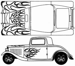 32 ford blueprint With 34 ford hot rod
