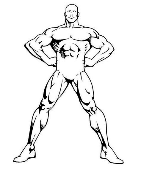 human body  coloring pages coloring sky