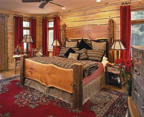 Western Bedroom Decorating Ideas by Rustic Bedroom Decorating Style Decor Around The World