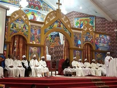 Ethiopian Churches Orthodox Church Nashville Mark Service