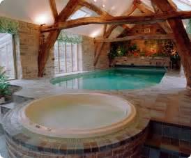 Genius Pool Inside The House by مسابح ديكورات حدائق حمامات سباحة فلل صور خيالية تصاميم