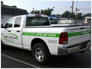 solid and printed vinyl banners custom signs decals and With vinyl truck lettering