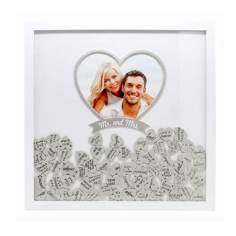 wedding wishes frame pearhead